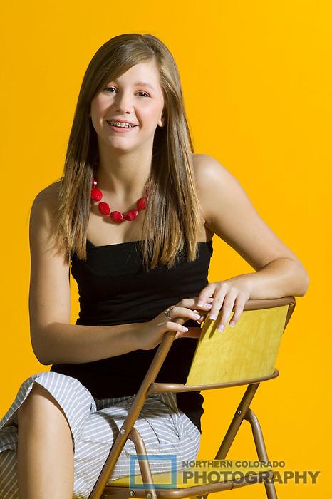 Teen Girl Sitting On Chair Hot Girls Wallpaper