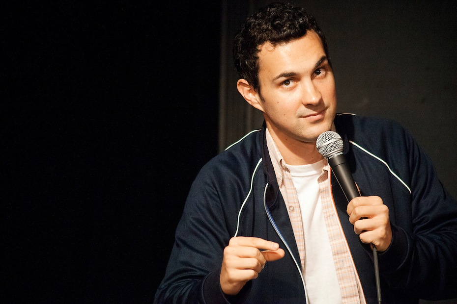 Mark Normand - Whiplash - Hannibal Buress - October 15, 2012 - UCB