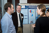 Public Health Poster Session. Class of 2015. Burton Wilcke, second from left.