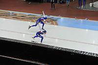 SPEED SKATING: SALT LAKE CITY: 21-11-2015, Utah Olympic Oval, ISU World Cup, , Brittany Bowe (USA), ©foto Martin de Jong