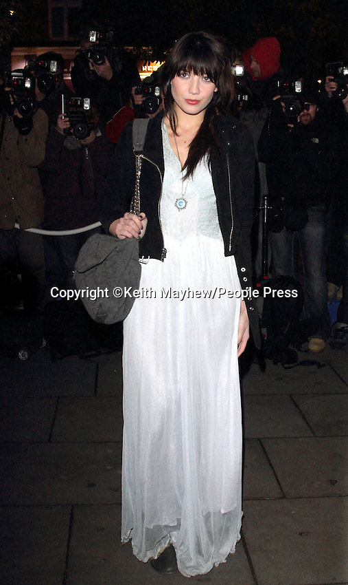 London - English National Ballet Christmas Party held at St Martins Lane Hotel before a performance of 'The Nutcracker' at the Coliseum, London - December 14th 2011..Photo by Keith Mayhew