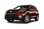Toyota Highlander SE SUV 2017