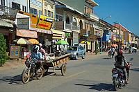 Battambang Town, Cambodia