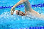 Rio de Janeiro-12/9/2016- Canadian swimmer  Devin Gotell competes in the men's 400m free  at the Olympic Aquatic Centre during the 2016 Paralympic Games in Rio. Photo Scott Grant/Canadian Paralympic Committee