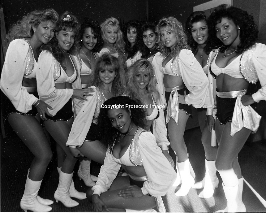 Oakland Raider...&quot;Raiderette's&quot;<br />