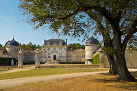 Chateau de Malle, Preignac in Sauternes region of France.