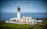 Scottish lighthouse for sale.