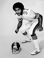 Al Marcelin Ottawa Rough Riders. Copyright photograph Ted Grant