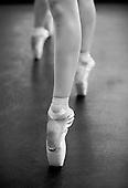 Dancers in Training
