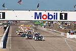 12 Hours of Sebring Race Start