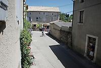 Daniel Teklehaimanot (ERI/Dimension Data)<br /> <br /> stage 13 (ITT): Bourg-Saint-Andeol - Le Caverne de Pont (37.5km)<br /> 103rd Tour de France 2016