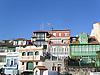 typical asturian facades<br /> <br /> fachadas t&iacute;picas de Asturias<br /> <br /> typische asturische Fassaden