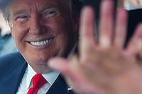 Donald Trump in Nashville, August 2015