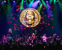 LAS VEGAS, NV - July 17, 2016: ***HOUSE COVERAGE*** Stephen Marley performs at Brooklyn Bowl at The Linq in Las Vegas, NV on July 17, 2016. Credit: Erik Kabik Photography/ MediaPunch