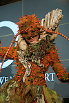 New Zealand, North Island, Wellington, fashion show for WOW World of Wearable Art. Photo copyright Lee Foster. Photo #126727