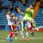 Freddiie Woodman saves from James Tavernier