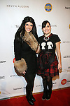 Mob Wives Teresa Giudice and Designer Stacy Igel-Arrivals-Boy Meets Girl By Stacy Igel At New York Fashion Week Style360, NY  2/13/13