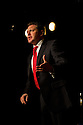 """London, UK. 16/11/2011. """"A Walk On Part"""" opens at the Soho Theatre. The play is based on the diaries of MP Chris Mullin. Picture shows Hywel Morgan as Tony Blair. Photo credit: Jane Hobson"""
