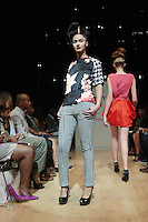 Harlem Fashion Row 2014 Spring Presentation comes to Jazz at Lincoln Center