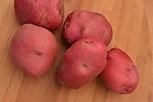 Stock photos of Red Potatoes