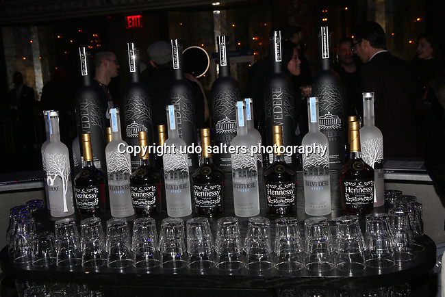 Legendary Damon's Annual #Luxx Ball 2017 with Music by DJ Olivia Dope Held at Diamond Horseshoe<br /> <br /> Hennessy vs Belvedere