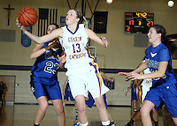 Girls Basketball vs Chatard 1-7-11