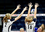 2014 BYU Women's Volleyball - NCAA vs Seton Hall