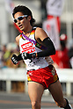 Kosaku Hoshina (Nissin Foods), January 1, 2012 - Athletics : New Year Ekiden 2012, 56th All Japan Industrial Ekiden Race Start & Goal at Gunma Prefecture Government, Gunma, Japan. (Photo by Daiju Kitamura/AFLO SPORT) [1045]