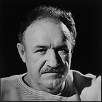 Actor Gene Hackman, Academy-award winner