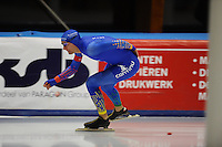 SCHAATSEN: LEEUWARDEN, 22-10-2016, Elfstedenhal,  KNSB Trainingswedstrijden, Thomas Krol, ©foto Martin de Jong
