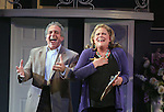 """Guiding Light's Kim Zimmer stars with Joel Briel in """"It Shoulda Been You"""" - a new musical comedy - at the Gretna Theatre, Mt. Gretna, PA on July 30, 2016. (Photo by Sue Coflin/Max Photos)"""
