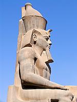 Ramses II, Luxor Temple, Egypt