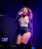 LAS VEGAS, NV - October 17, 2016: ***HOUSE COVERAGE*** Ashanti performs at Brooklyn Bowl in Las vegas, NV on October 17, 2016. Credit: Erik Kabik Photography/ MediaPunch
