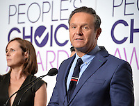 LOS ANGELES, CA. November 15, 2016: Producer Mark Burnett at the Nominations Announcement for the 2017 People's Choice Awards at the Paley Center for Media, Beverly Hills.<br /> Picture: Paul Smith/Featureflash/SilverHub 0208 004 5359/ 07711 972644 Editors@silverhubmedia.com