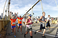 PITTSBURGH, PA - MAY 5: The Pittsburgh Marathon race takes place on May 5, 2013 in Pittsburgh, Pennsylvania.