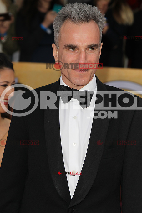 LOS ANGELES, CA - JANUARY 27: Daniel Day-Lewis at The 19th Annual Screen Actors Guild Awards at the Los Angeles Shrine Exposition Center in Los Angeles, California. January 27, 2013. Credit: mpi27/MediaPunch Inc. /NortePhoto