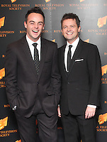 UK: RTS Awards 2013
