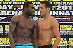 July 20, 2012: Adrien Broner vs Vincente Escobedo Weigh-In