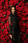 UNITED STATES, NEW YORK,  November 15, 2011..Joan Smalls  attends the 4th Annual Film benefit 'A Tribute to Pedro Almodovar' at the Museum of Modern Art  in New York November 15, 2011. VIEWpress /Kena Betancur..