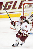 Ashley Motherwell (BC - 18) - The visiting Boston University Terriers defeated the Boston College Eagles 1-0 on Sunday, November 21, 2010, at Conte Forum in Chestnut Hill, Massachusetts.