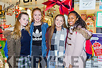 At the CH Chemist  annual customers night on Friday were Gráinne Kenny, Emma Daly, Eimear Ellard , Rayn Hassan