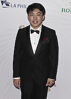 LOS ANGELES, CA - SEPTEMBER 27:  George Li at the 2016/17 Los Angeles Philharmonic Opening Night Gala and Concert: Gershwin and the Jazz Age at the Walt Disney Concert Hall on September 27, 2016 in Los Angeles, California. Credit: mpi991/MediaPunch