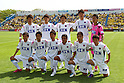 Sagan Tosu team group line-up, .APRIL 28, 2012 - Football /Soccer : .2012 J.LEAGUE Division 1 .between Kashiwa Reysol 1-1 Sagan Tosu .at Kashiwa Hitachi Stadium, Chiba, Japan. .(Photo by YUTAKA/AFLO SPORT) [1040]