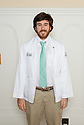 Reid Feller. Class of 2017 White Coat Ceremony.