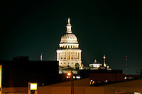 The Texas State Capitol is the tallest standing capital in the United States of America, not the US Capitol in Washington DC