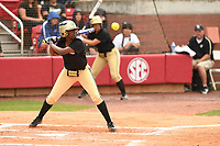 NWA Democrat-Gazette/J.T. WAMPLER Image from De Queen vs Valley View Friday May 19, 2017 during the 5A State Championship game at Bogle Park in Fayetteville.