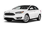 Ford Focus Titanium Sedan 2015