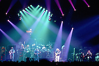 "The Grateful Dead Live at The Hampton Coliseum on 8 October 1989. One of the Eleven images included in the CD boxed set release, ""Formerly The Warlocks"". Can be purchased individually or as part of a special limited set of all 11 in the package printed by the photographer. Choose in Cart."