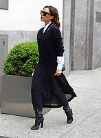 NEW YORK, NY - MAY 11: Victoria Beckham seen in New York, New York on May 11, 2017.  Photo Credit: Rainmaker Photo/MediaPunch