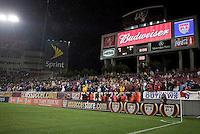 USA Men vs. El Salvador, Raymond James Stadium, Tampa, Fla, 2-1 over El Salvador, Wednesday, Feb., 24, 2010. ..